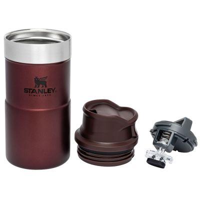 Stanley Trigger Action Travel mug 0,25L - Wine