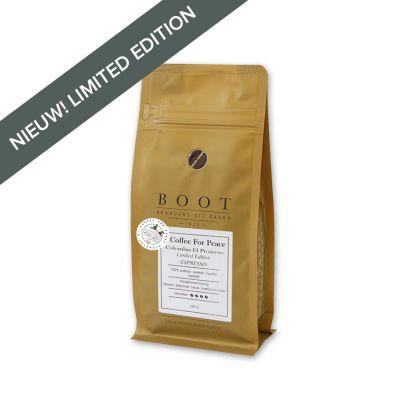 Coffee For Peace Colombia El Progreso Espresso - Limited Edition
