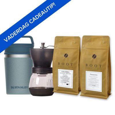 Outdoor Adventure Koffie Pakket