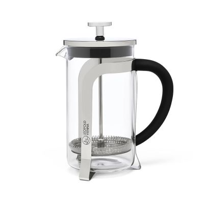 Cafetiere 600ml - RVS shiny