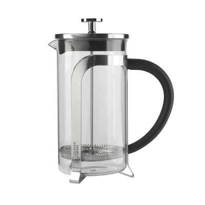 Cafetiere 800ml - RVS shiny