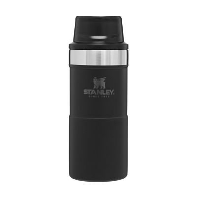 Stanley Trigger Action Travel mug 0,35L - Matte Black