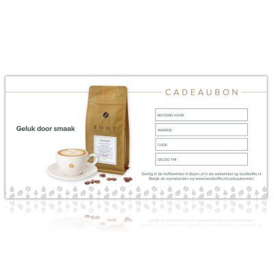 Webwinkel cadeaubon - Waarde € 10,00