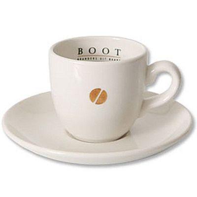 Koffie tas & schotel (Dudson)