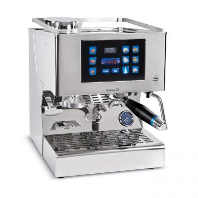 Quick mill 3245 - Touchscreen met geïntegreerde koffiemolen