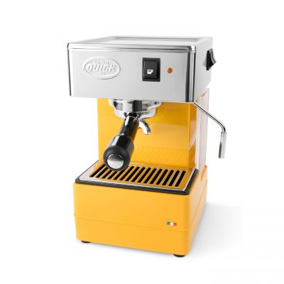 Quick Mill 820 voor losse koffie - Geel