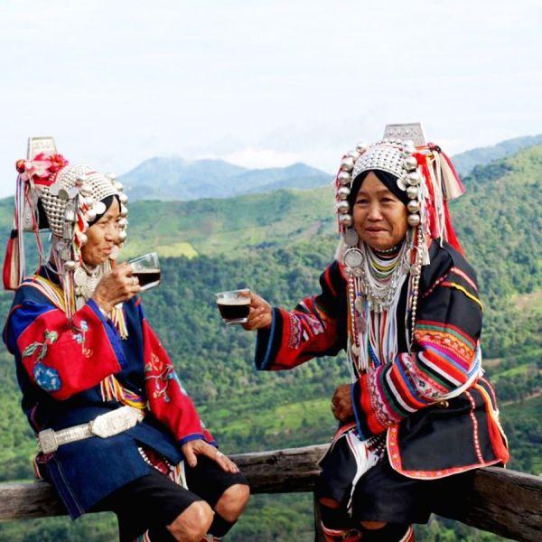 Pride of Thailand Organic Espresso
