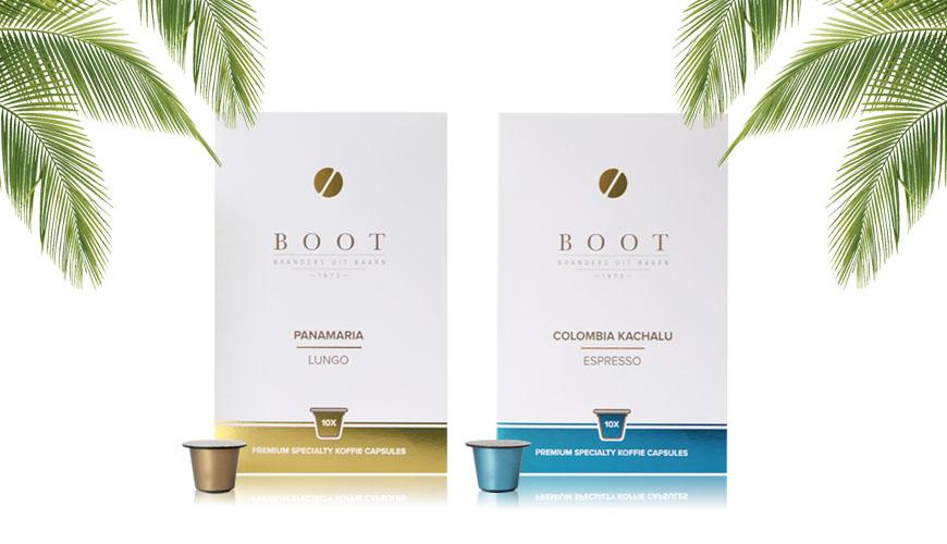 Premium Specialty Koffie Capsules - Vanaf maandag 22 maart verkrijgbaar