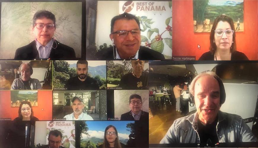 Hallelujah voor de Panamese koffiestruik - The Best of Panama Auction