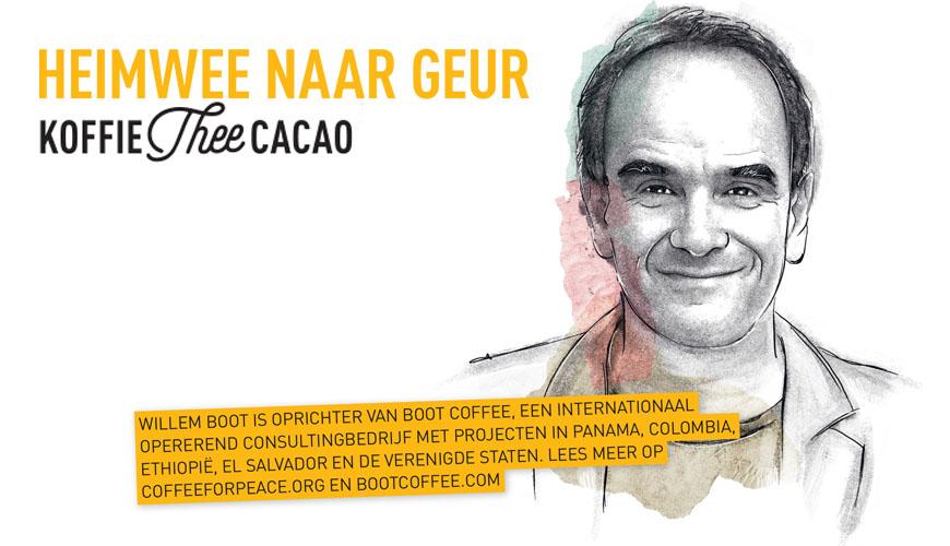 Heimwee naar geur - Artikel koffieTcacao nr. 35