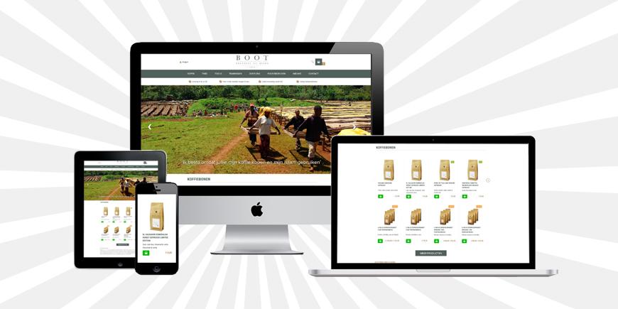 De nieuwe webwinkel van BOOT is live!