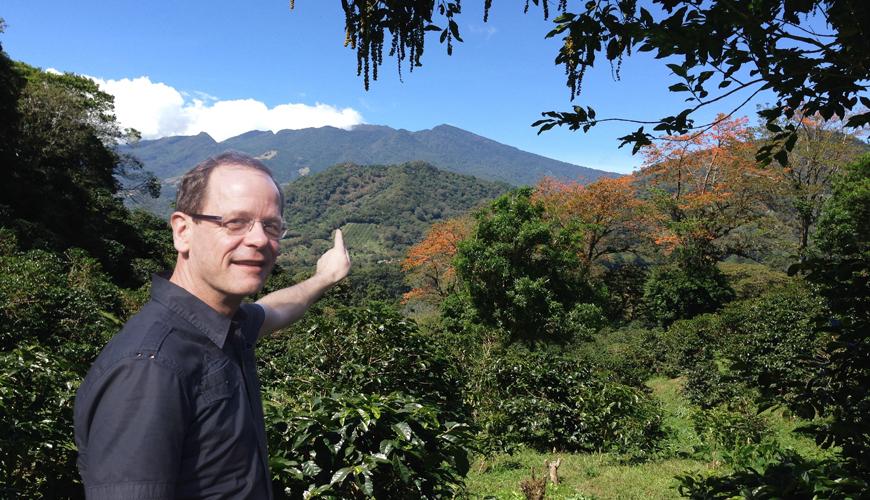 Het proefmoment van Colombia Kachalu Organic
